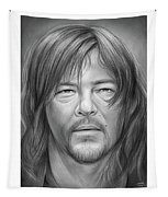 Norman Reedus Tapestry