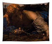 Nymph 1875 Tapestry