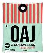 Oaj Jacksonville Luggage Tag I Tapestry