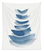 Ocean Zen 2 - Art By Linda Woods Tapestry