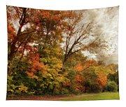 October Skies  Tapestry