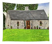 Old Columba's Church Rectory Tapestry