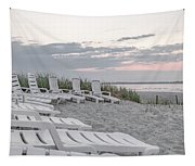 Old Orchard Beach Tranquil Morning Tapestry