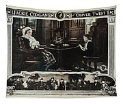 Oliver Twist, 1922 Tapestry
