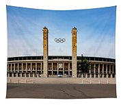 Olympic Stadium Berlin Tapestry