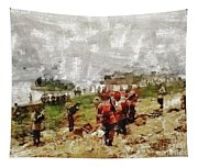 Operation Cottage, Wwii Tapestry