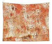 Orange Day Tapestry