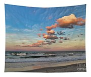 Ormond Beach Sunset Tapestry