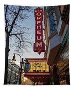 Orpheum Theater Madison, Alice Cooper Headlining Tapestry