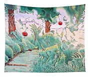 Out Of Eden Tapestry