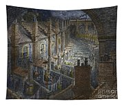 Over London By Rail From London, A Pilgrimage Tapestry