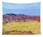 Painted Desert Panorama Tapestry
