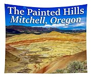 Painted Hills 01 Tapestry
