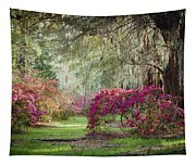 Paintely Garden Tapestry