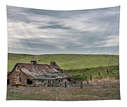 Palouse Barn 9907 Tapestry
