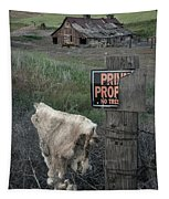 Palouse Barn 9916 Tapestry