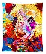 Panda Tapestry