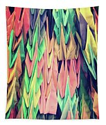 Paper Cranes Tapestry