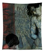 Passion Of Christ  Tapestry