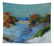Path To The Ocean Tapestry