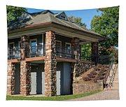 Pavilion At Hubbard Tapestry