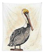 Pelican No 1 Tapestry