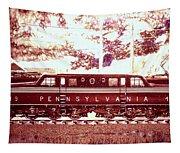 Pennsylvania Winter, Gg1 Tapestry