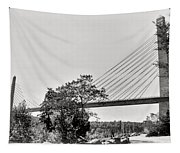Penobscot Narrows Bridge And Observatory Tapestry