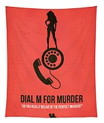 Perfect Murder Tapestry