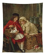 Pets Tapestry