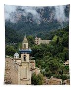 Photo Valldemossa, Mallorca Tapestry
