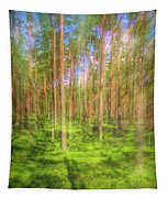 Pine Land 2 Tapestry