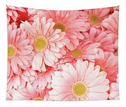Pink Palette Tapestry
