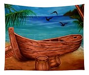 Pirates' Story Tapestry