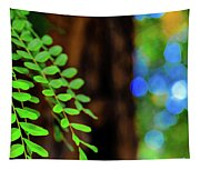 Plants, Trees And Flowers Tapestry