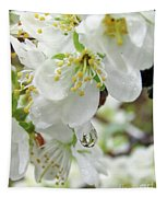 Plum Blossoms 2 Tapestry