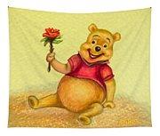 Pooh Bear Tapestry