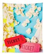 Popcorn Culture Tapestry