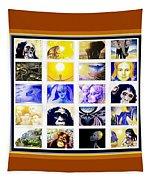 Portfolio Tapestry by Hartmut Jager