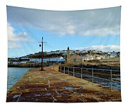 Porthleven Cornwall Tapestry