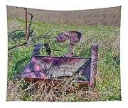 Potatoe Planter Tapestry