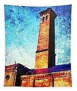 Power Plant Tapestry