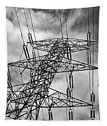 Power Tower No. 3 Tapestry