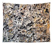 Prednisone Inferno Tapestry