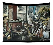 Preservation Hall Jazz Band Tapestry