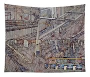 Production Line Tapestry