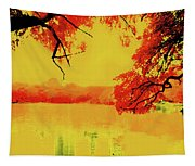 Psychedelic Lake Tapestry