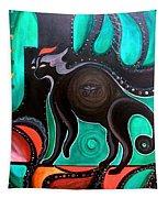 Pyewacket Noir Tapestry