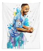 Raheem Sterling, Manchester City Tapestry