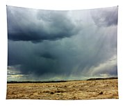 Rain Down On Parched Fields  Tapestry